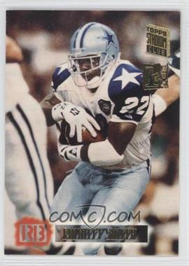 1994 Topps Stadium Club - [Base] - 1st Day Issue #630 - Emmitt Smith