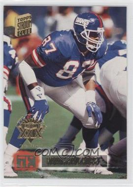1994 Topps Stadium Club - [Base] - Super Teams Winners Super Bowl XXIX #156 - Howard Cross