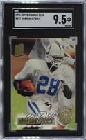 Marshall Faulk [SGC 9.5 Mint+]