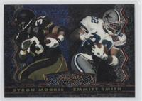 Byron Morris, Emmitt Smith