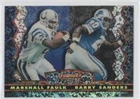 Marshall Faulk, Barry Sanders