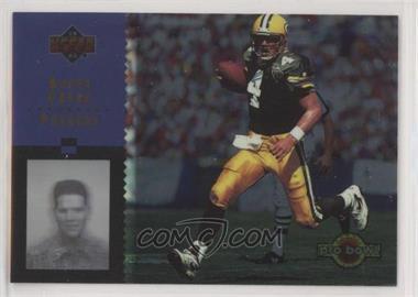 designer fashion 4a8c1 30c73 1994 Upper Deck - Pro Bowl Holoview Samples #BRFA - Brett Favre