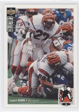 1994 Upper Deck Collector's Choice - [Base] #265 - Lance Gunn