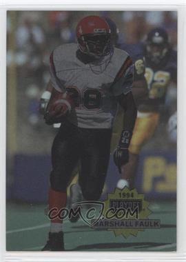 1994 playoff - [Base] #304 - Marshall Faulk