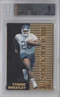 Tyrone Wheatley [BGS 9 MINT]