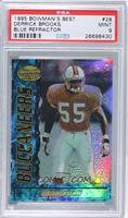 Derrick Brooks [PSA 9 MINT]