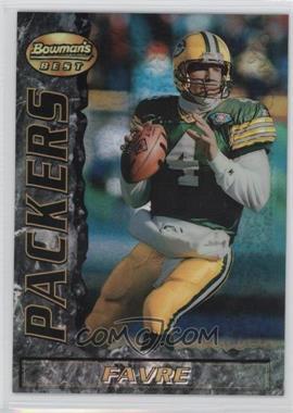 1995 Bowman's Best - [Base] - Refractor #43 - Brett Favre
