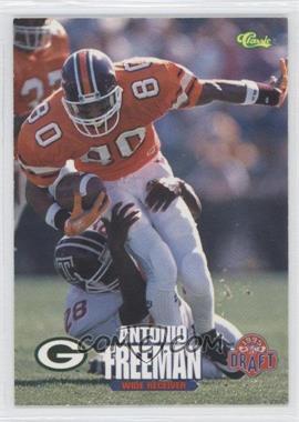 1995 Classic NFL Draft - [Base] #71 - Antonio Freeman /15000