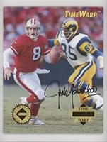 Jack Youngblood, Steve Young (Jack Youngblood Autograph) #/5,000