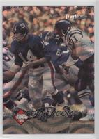 Leslie O'Neal, Y.A. Tittle