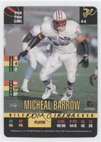 Micheal Barrow