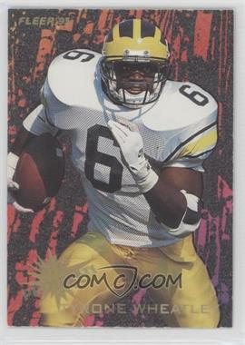 1995 Fleer - NFL Prospects  19 - Tyrone Wheatley - COMC Card Marketplace 49dc75ccf