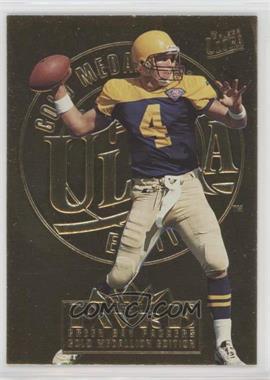 1995 Fleer Ultra - [Base] - Gold Medallion #112 - Brett Favre