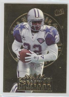 1995 Fleer Ultra - [Base] - Gold Medallion #80 - Emmitt Smith