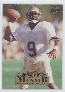 1995 Fleer Ultra - [Base] #125 - Steve McNair