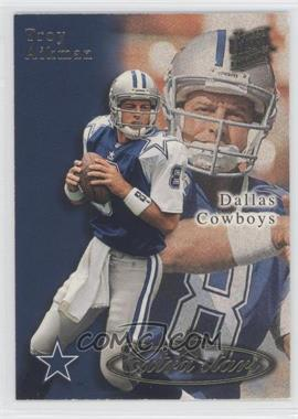 1995 Fleer Ultra - [Base] #483 - Troy Aikman