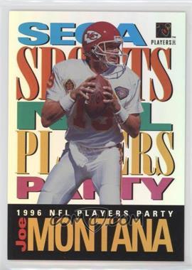 1995 NFL Players Party (Stay Cool in School) - [Base] #JOMO - Joe Montana (Upper Deck)