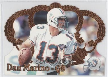 1995 Pacific Crown Royale - [Base] - Copper #13 - Dan Marino