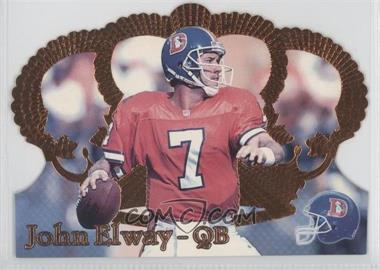 1995 Pacific Crown Royale - [Base] - Copper #130 - John Elway