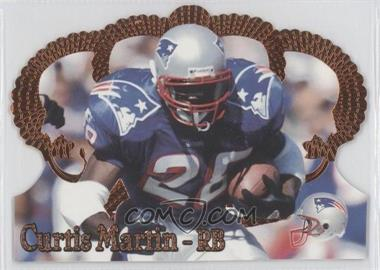 1995 Pacific Crown Royale - [Base] - Copper #78 - Curtis Martin