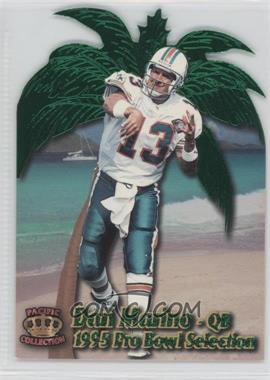 1995 Pacific Crown Royale - Pro Bowl Die-Cuts #PB-5 - Dan Marino