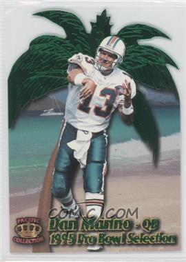 1995 Pacific Crown Royale - Pro Bowl Die-Cuts #PB-5 - Dan Marino