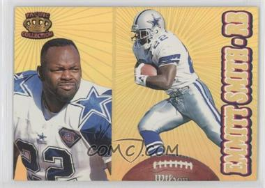 1995 Pacific Prisms - [Base] - Gold #134 - Emmitt Smith