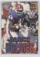Darick Holmes, Andre Reed