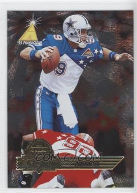 1995 Pinnacle Super Bowl Card Show - [Base] #3 - Troy Aikman