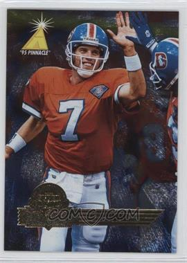 1995 Pinnacle Super Bowl Card Show - [Base] #5 - John Elway