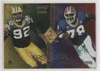 Bruce Smith, Junior Seau, Deion Sanders, Reggie White