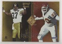 Neil Smith, Carnell Lake, Kevin Greene, Rod Smith