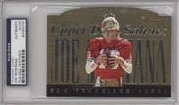 Joe Montana [PSA/DNA Certified Encased]