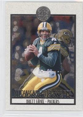 1995 SP Championship Series - Showcase of the Playoffs #PS6 - Brett Favre