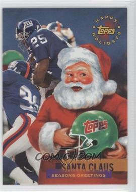 1995 Santa Claus - [Base] #TO - Santa Claus (Topps)