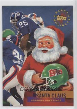 1995 Santa Claus - [Base] #TO - Santa Claus (Topps)