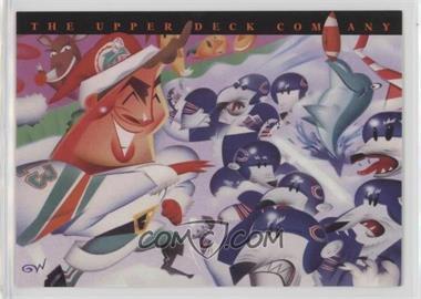 1995 Santa Claus - [Base] #UD - Dan Marino (Upper Deck)