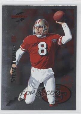 1995 Score - [Base] - Red Siege Artist's Proof #1 - Steve Young