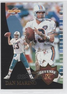 1995 Score - Offense Inc #OF3 - Dan Marino