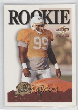 1995 Score Summit - [Base] #169 - Warren Sapp