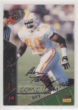 1995 Signature Rookies - [Base] - International Signatures [Autographed] #68 - Ben Talley /2750