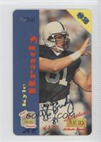 Kyle Brady #/3,750