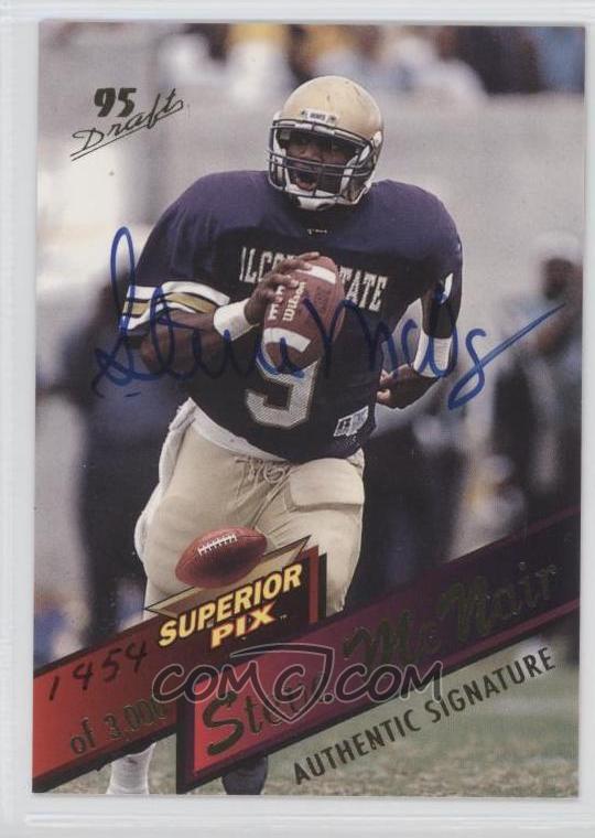 pretty nice d2685 f70d4 1995 Superior Pix - [Base] - Autographs [Autographed] #3 ...