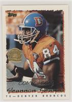 ef1c5b99 Shannon Sharpe Football Cards from 1995