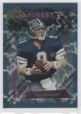 1995 Topps Finest - [Base] #185 - Troy Aikman