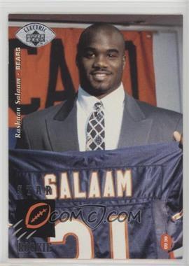 1995 Upper Deck - [Base] - Electric Silver #18 - Rashaan Salaam