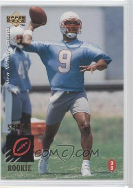 1995 Upper Deck - [Base] #3 - Steve McNair