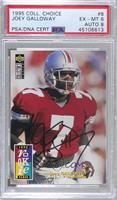 Joey Galloway [PSA Authentic PSA/DNA Cert]