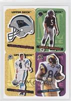 Carolina Panthers, Morton Andersen, John Kasay, Troy Drayton