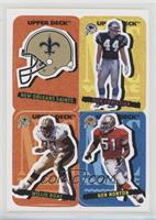 New Orleans Saints, Bob Christian, Willie Roaf, Ken Norton